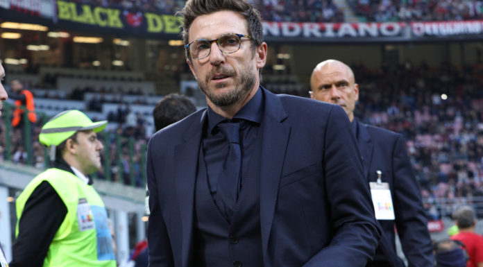 Calciomercato Milan, Di Francesco prossimo allenatore rossonero?