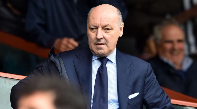 Calciomercato Inter, Marotta pensa al centrocampo della prossima stagione