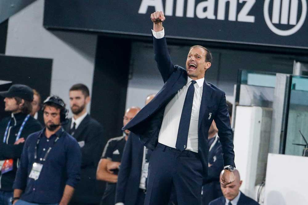 Massimiliano Allegri, secondo le ultime voci di calciomercato non resterà sulla panchina dei bianconeri