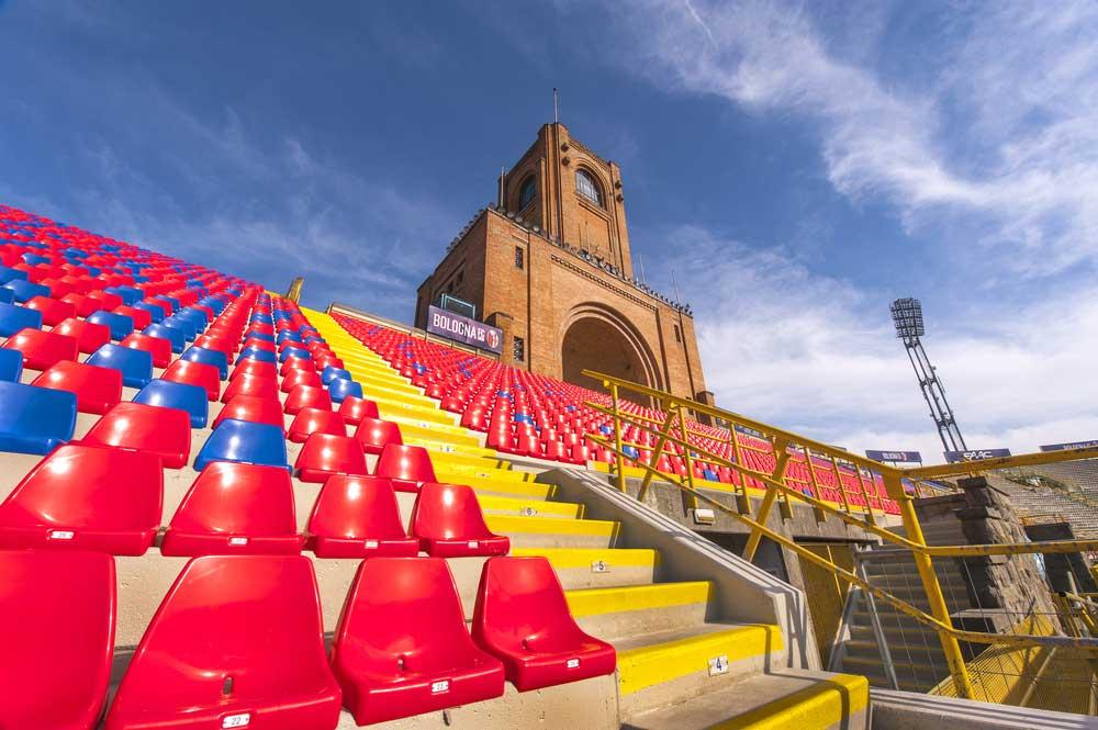 Bologna, Stadio Dall'Ara