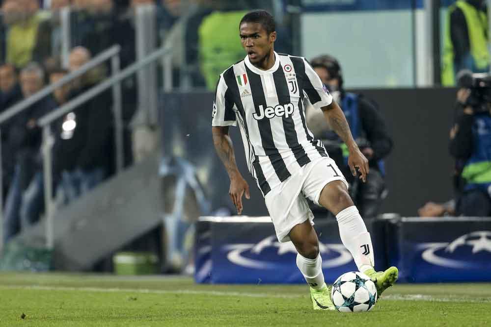 Douglas Costa della Juventus