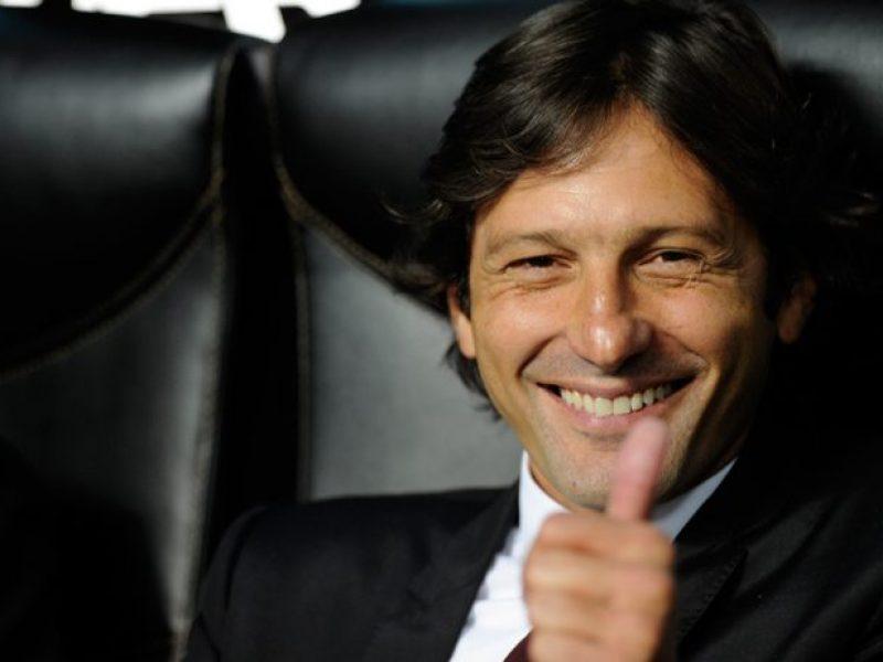 Calciomercato Milan, Leonardo
