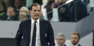 Massimiliano Allegri, con la Juventus vicino ad un record