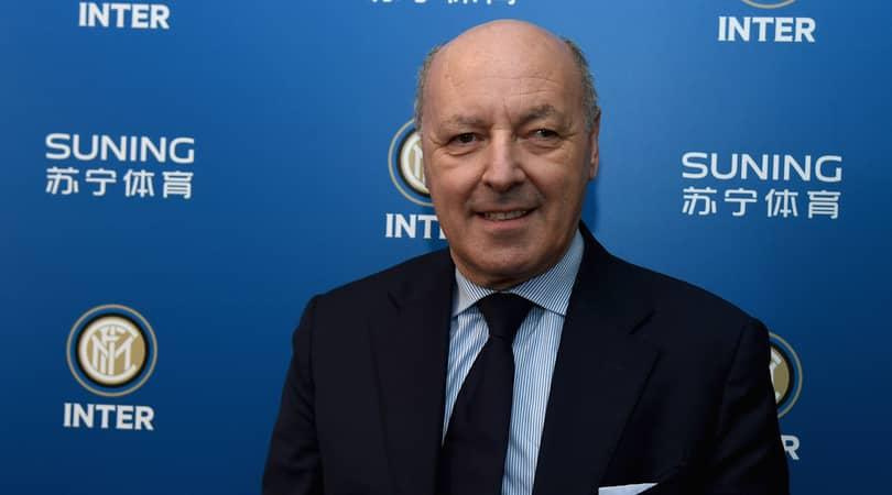 Beppe Marotta, Inter