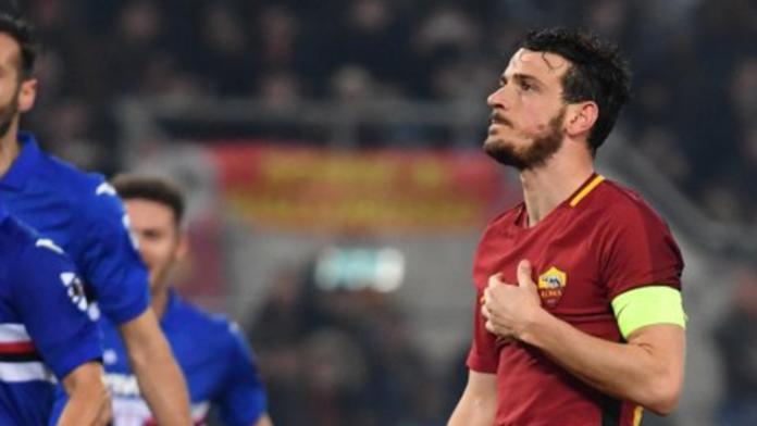 Roma, Alessandro Florenzi portafortuna per il derby