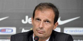 Juventus, Allegri ad un passo dall'addio