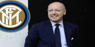 Beppe Marotta, uomo mercato dell'Inter