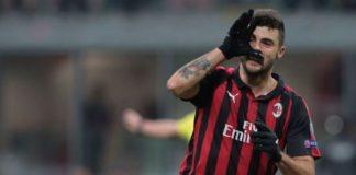 Calciomercato Milan, Cutrone piace all' Atletico