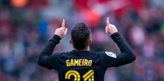 Gameiro, attaccante del Valencia