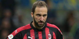 Calciomercato Inter, Higuain è il dopo Icardi?
