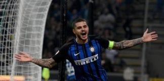 Inter, ecco dove vedrà la partita Icardi