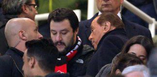 Milan, il Vice Premier Matteo Salvini adesso crede in Gattuso