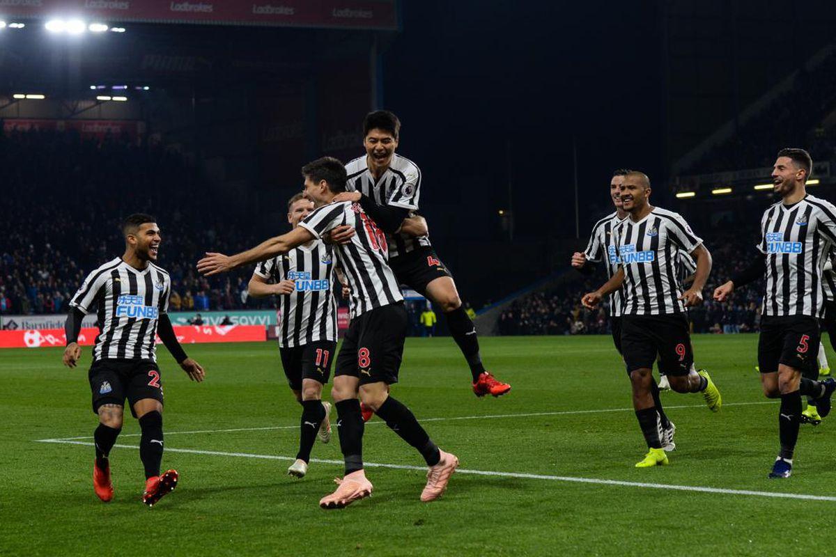 Newcastle-Huddersfield Premier League