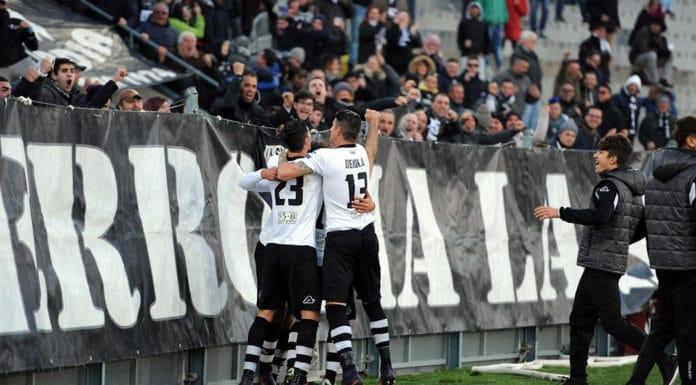 Spezia, Serie B