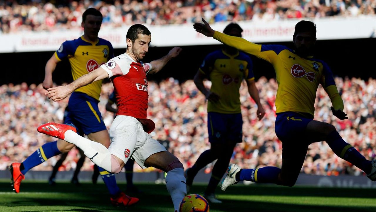 Arsenal-Newcastle diretta streaming
