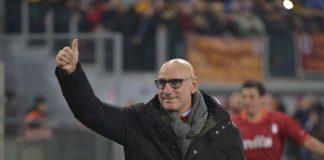 Ciccio Graziani alla vigilia del Derby tra Lazio e Roma