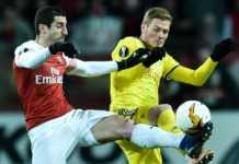 Arsenal-Bate Borisov