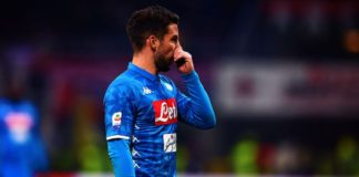 Napoli-Zurigo, chance per Mertens