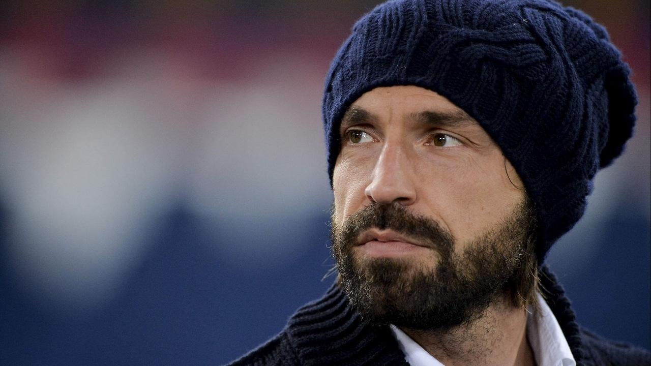 Andrea Pirlo, nuovo tecnico della Juventus