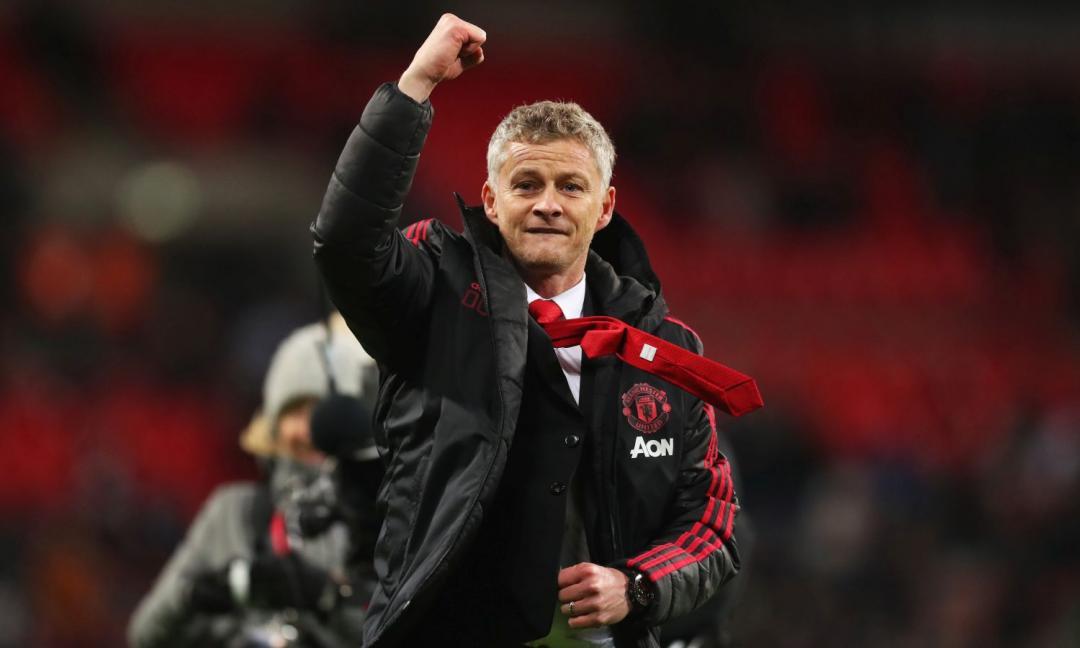 Solskjaer, allenatore del Manchester United