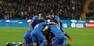 Italia-Finlandia la vittoria degli azzurri allo stadio di Udine