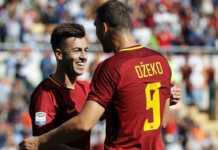 Edin Dzeko e Stephan El Shaarawy, dubbi di calciomercato per i giallorossi
