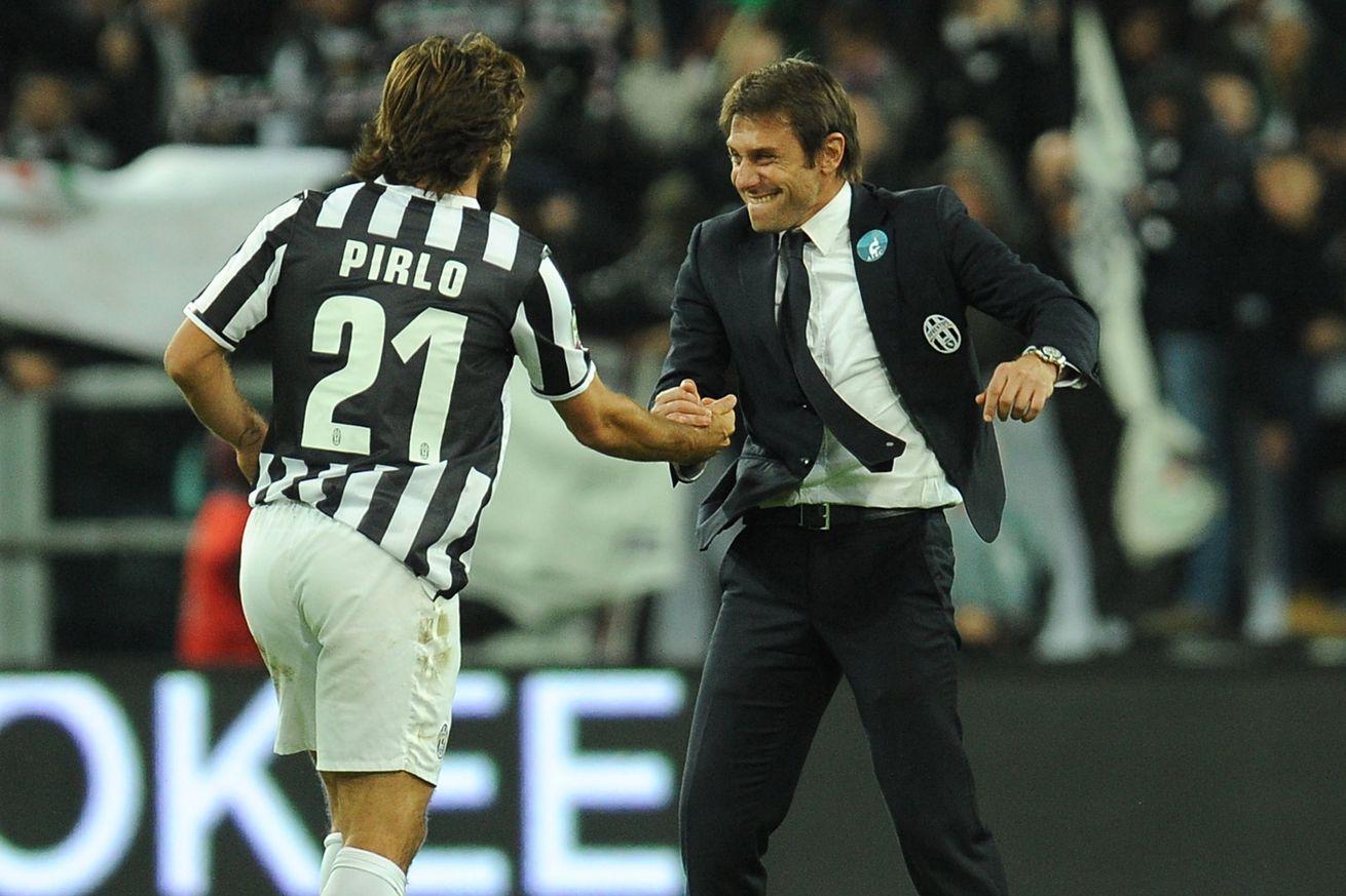 Calciomercato Juventus, Conte e Pirlo potrebbero tornare