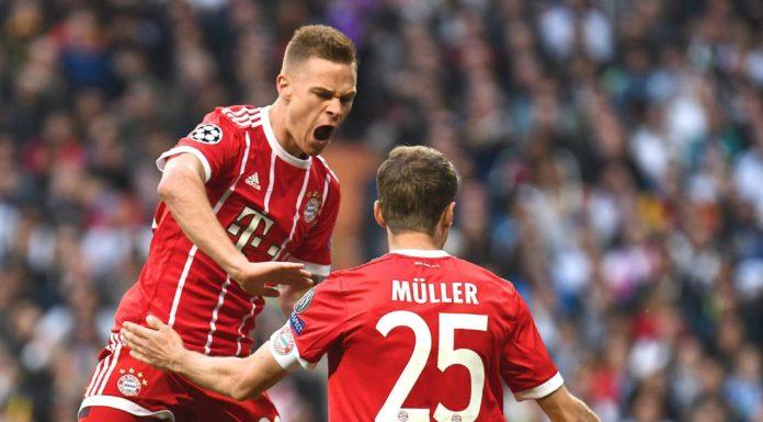 Bayern-Monaco-Kimmich-Muller