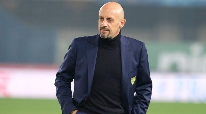 Chievo-Milan 1-2, Di Carlo ai microfoni di Dazn, Domenico Di Carlo