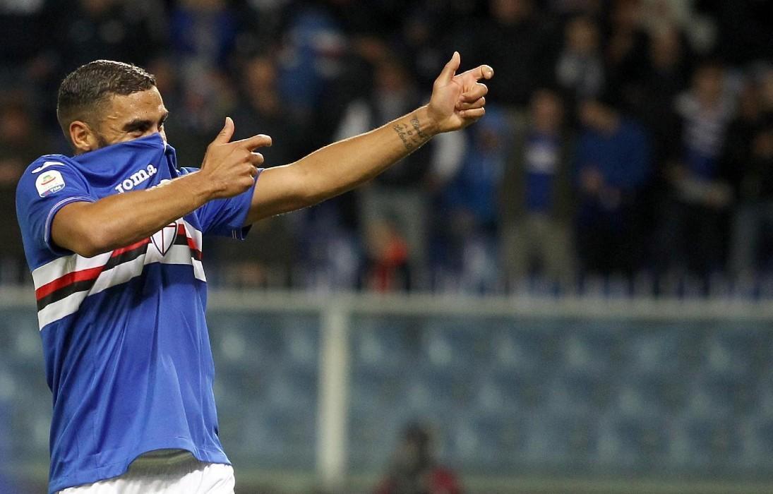Defrel-Gregoire-Sampdoria