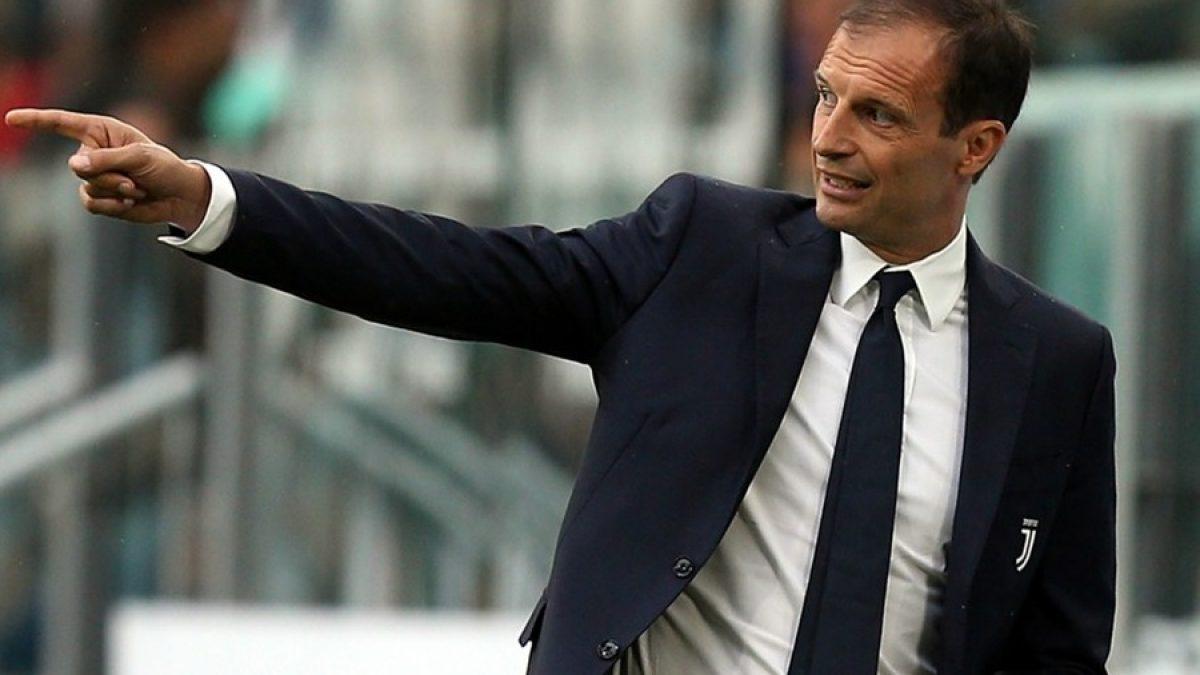 Juventus, la vittoria di Allegri