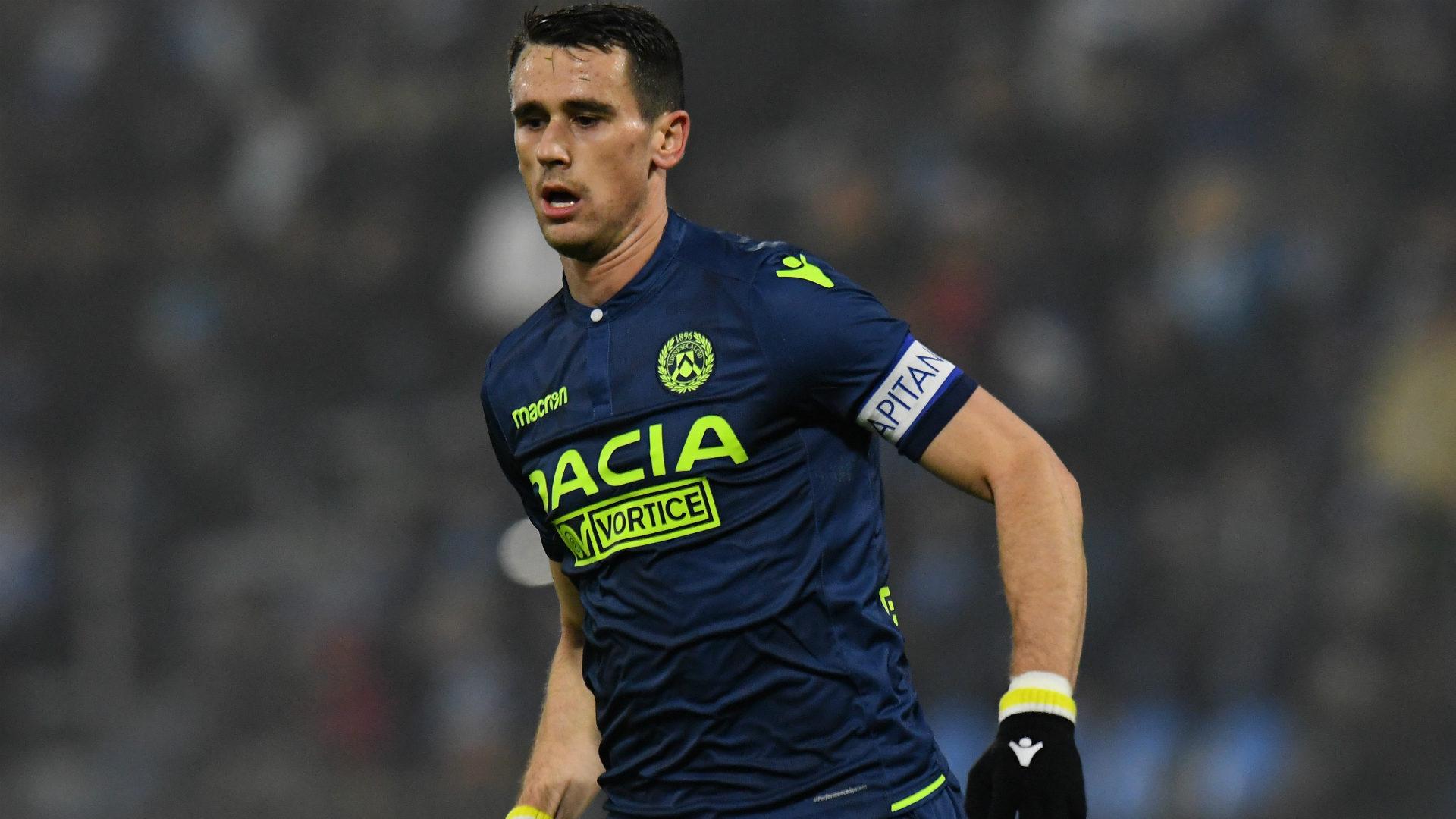 Mercato Udinese, Kevin Lasagna marcato stretto dal Napoli