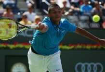 Nick Kyrgios, serata da incorniciare per l'ATP Masters 1000