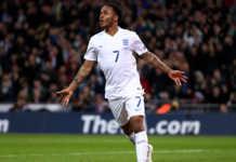 Sterling, l'attaccante dell'Inghilterra autore di una splendida prestazione