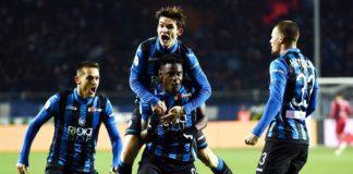 Duvan Zapata potrebbe lasciare l'Atalanta al termine della stagione