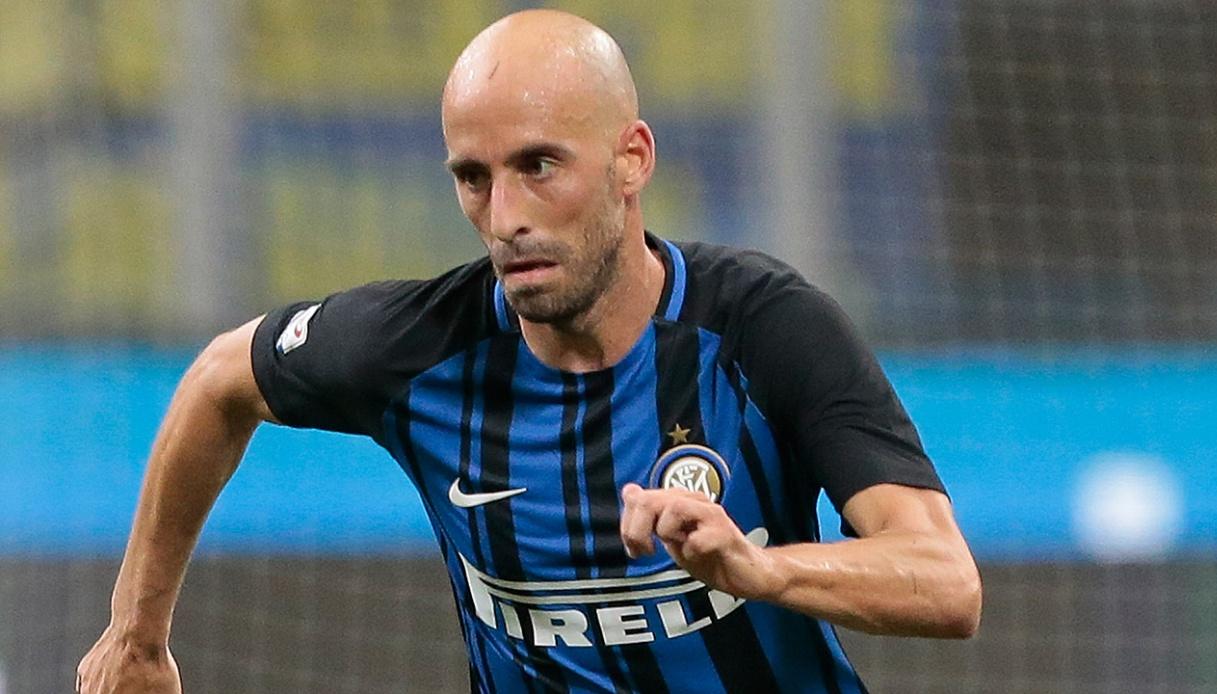 Eintracht-Inter, formazioni ufficiali, Borja Valero