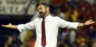 Esonerato Panucci dopo la sconfitta dell'Albania