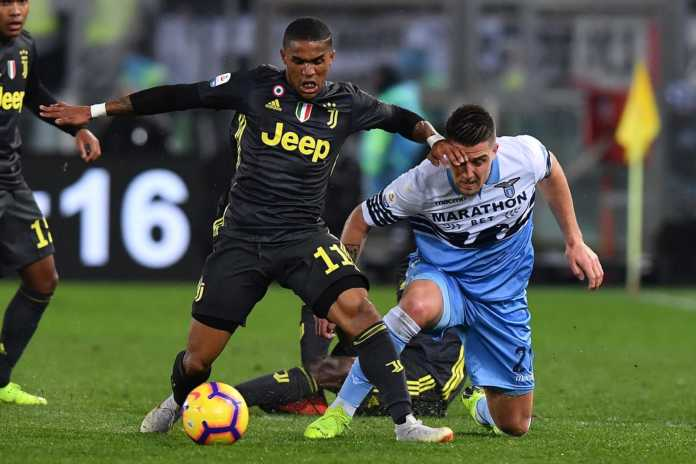 Lazio-Juventus, Serie A