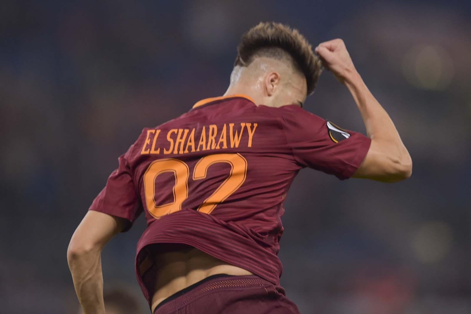 El-Shaarawy-Roma