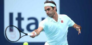 Roger Federer Miami Masters 1000 2019