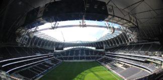 Tottenham, il nuovo stadio apre i battenti