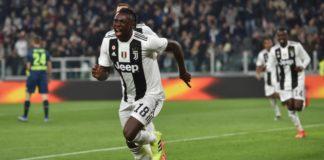 Moise Kean, la Juventus è sua