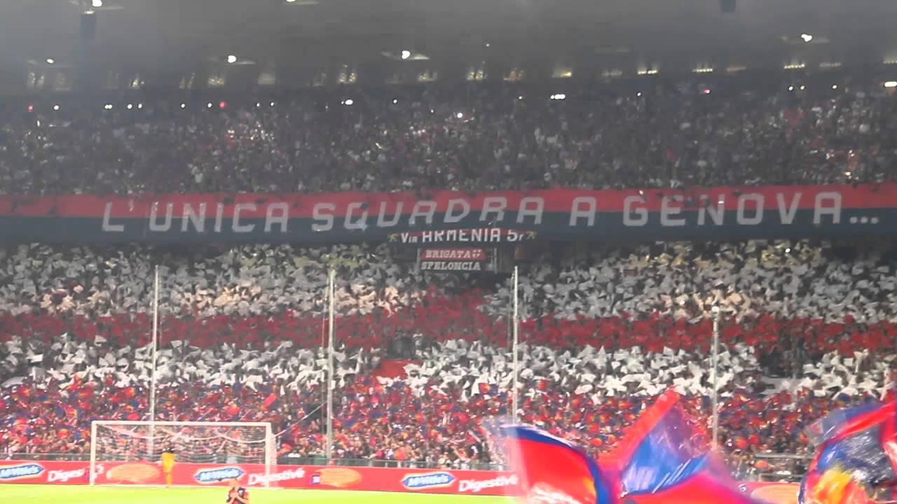 Genoa, il derby di lunedì