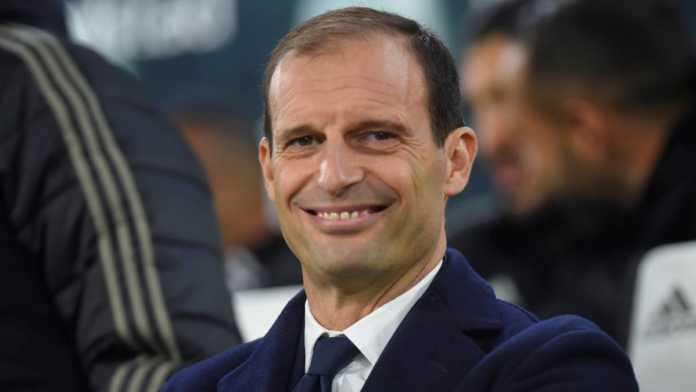 Allegri, Juventus-Atletico Madrid