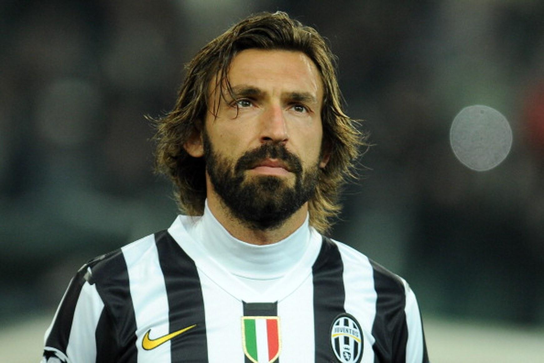 Pirlo nuovo tecnico alla Juventus