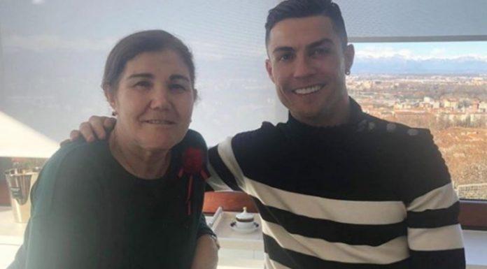 Dolores Aveiro, la mamma di Cristiano Ronaldo