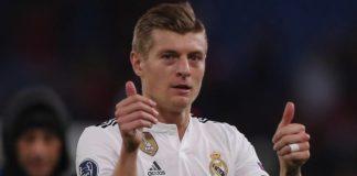 Calciomercato Inter, a centrocampo si insiste su Toni Kroos