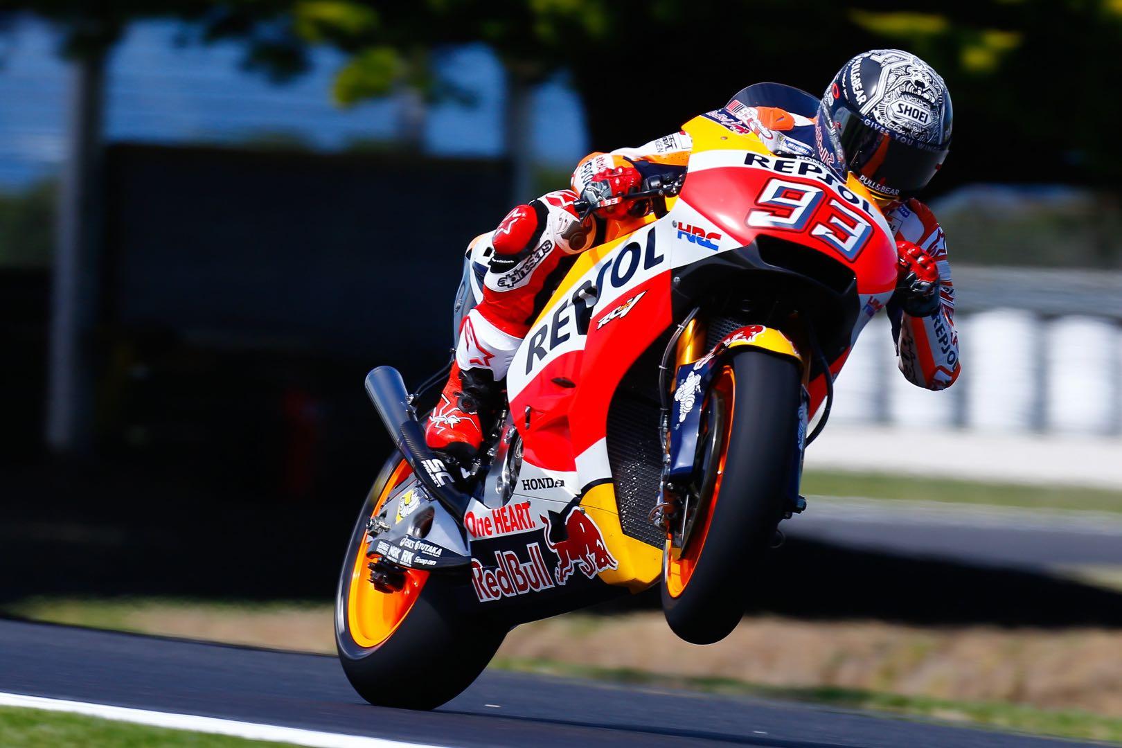 MotoGp, Austin: pole position per Marquez