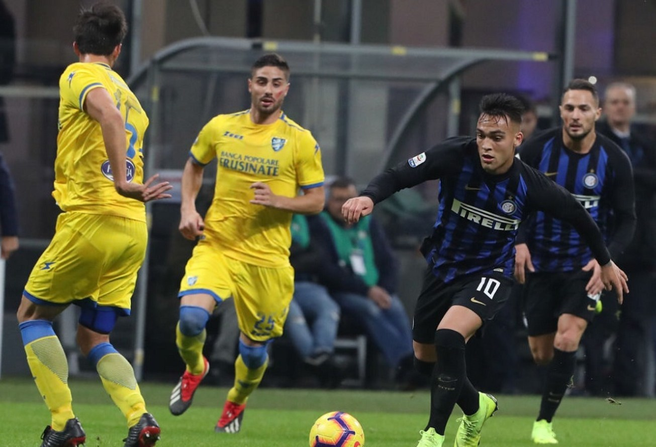 Frosinone-Inter streaming gratis e diretta tv hesgoal