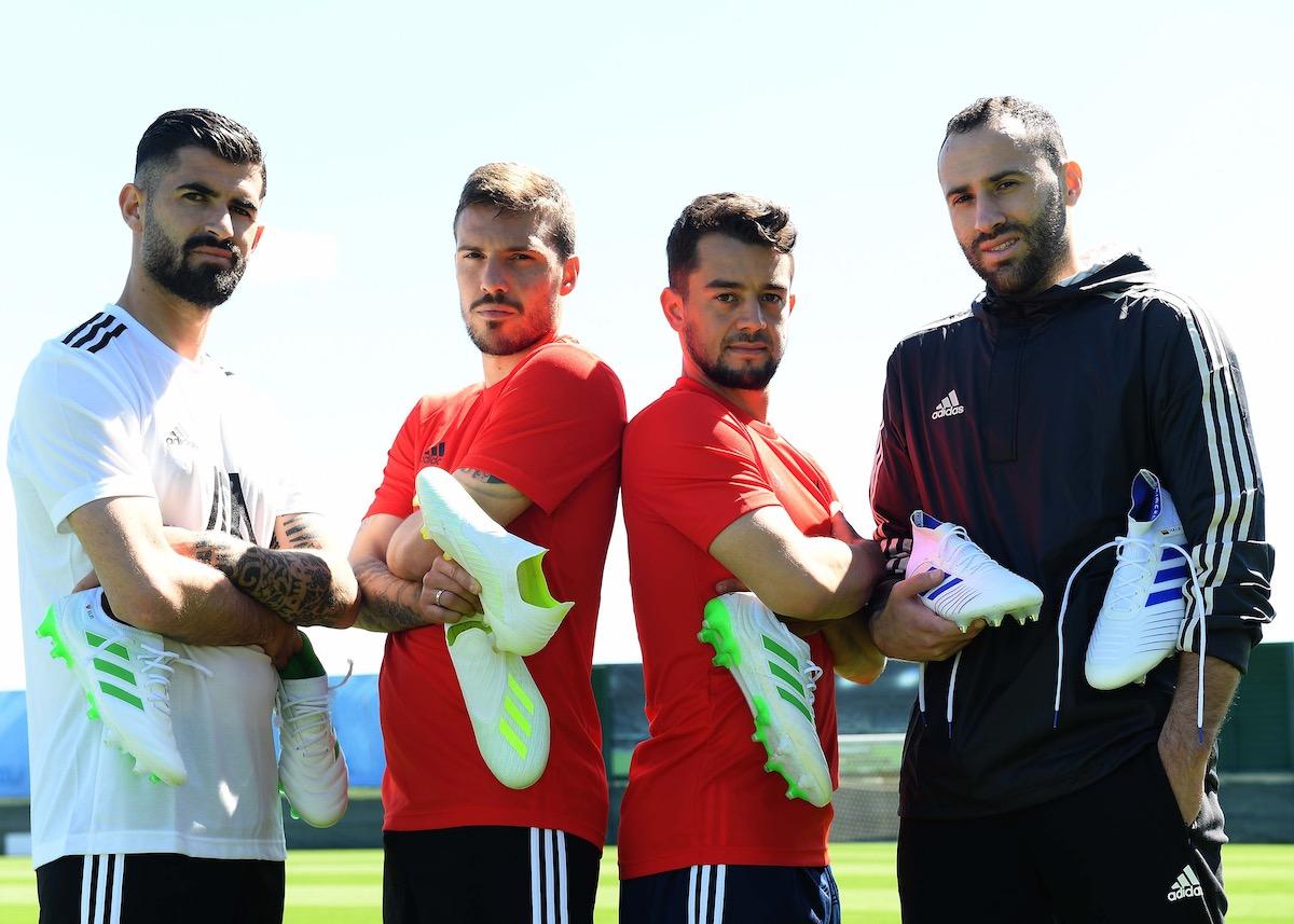 Napoli, accordo Adidas